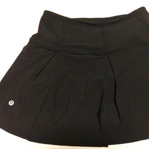 Lululemon Pace Rival Skirt - Tall
